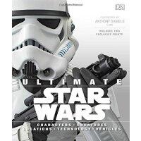 [现货]英文原版 Ultimate Star Wars 星球大战百科**指南 美版