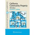 【预订】Examples & Explanations for California Community Proper
