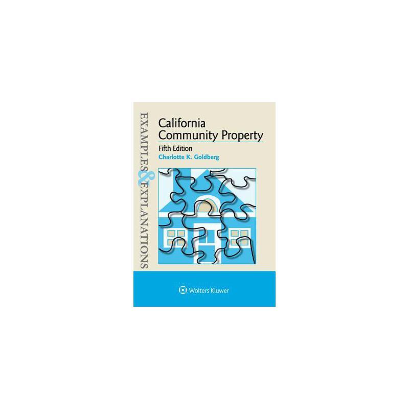 【预订】Examples & Explanations for California Community Property 预订商品,需要1-3个月发货,非质量问题不接受退换货。