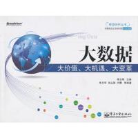 【正版二手书9成新左右】大数据 李志刚,朱志军 电子工业出版社