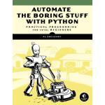 【预订】Automate the Boring Stuff with Python Practical Program