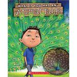 【预订】What If You Had an Animal Tail? 9781338262483