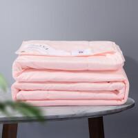 富安娜家纺 抗菌春秋被子冬被四季通用单双人加厚保暖棉被芯二合一被