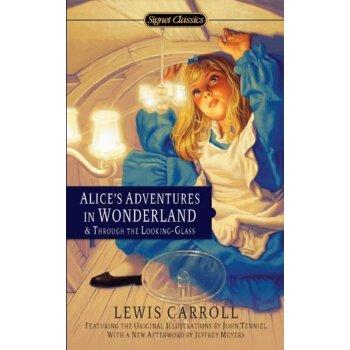 爱丽丝梦漫游仙境 英文原版小说 经典文学著作 Alice's Adventures in Wonderland