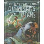 【预订】The Battle of the Olympians and the Titans 978140486667