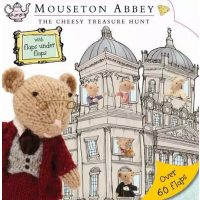 现货 Mouseton Abbey Lift-the-flap
