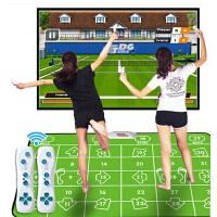 健身减肥电视电脑无限下载两用加厚双人跳舞毯减肥机无线手柄加宽瑜伽健身毯