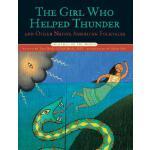 【预订】Girl Who Helped Thunder and Other Native American Folkt