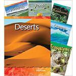 【预订】Biomes and Habitats 10-Book Set 9781493814374