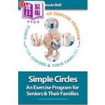 【中商海外直订】Simple Circles: An Exercise Program for Seniors