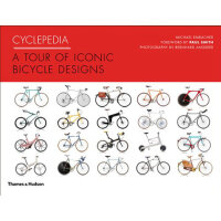 Cyclepedia: A Tour of Iconic Bicycle Designs 自行车设计百科全书 工业产品设