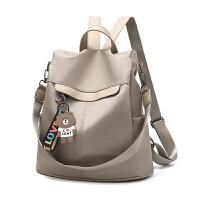 双肩包包女秋冬潮韩版单肩包两用女包软皮包旅行背包