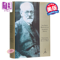 【中商原版】弗洛伊德基本著作集 英文原版 The Basic Writings of Sigmund Freud Modern Library