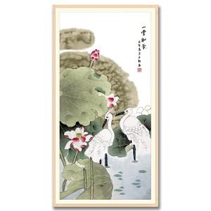 中国美协会员、北京工笔重彩画会会员 耿玉轩《一堂和气》DYP43