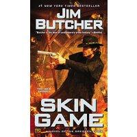 【预订】Skin Game: A Novel of the Dresden Files97804514700