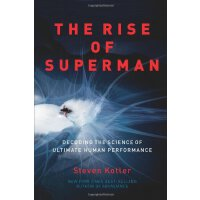 【预订】The Rise of Superman: Decoding the Science of Ultimate