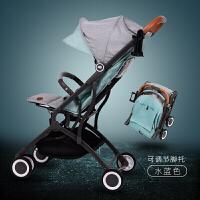 婴儿推车轻便携式折叠小可坐躺迷你简易宝宝幼儿童口袋伞车VOVOZQ509