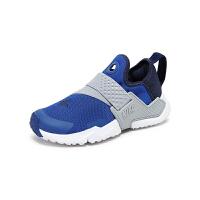 【到手价:284.5元】耐克(Nike)儿童鞋 舒适保暖男童休闲鞋 轻便跑步运动鞋 AH7826-401 蓝色