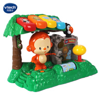 伟易达vtech 跳舞乐园益智早教玩具 会发光有音乐学习玩具