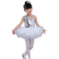 幼儿园小班男童女童爵士舞蓬蓬裙舞蹈表演服装儿童演出服