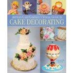 【预订】Artisan Cake Company's Visual Guide to Cake Decorating