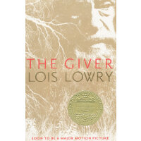 The Giver《记忆传授人》四部曲之一《记忆传授人》ISBN9780544336261