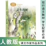 去年的树 三年级上册 统编版语文教材配套阅读 课文作家作品系列