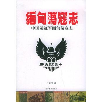 中国远征军缅甸荡寇志