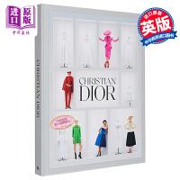 【中商原版】克里斯汀・迪奥:V&A年度大展 Christian Dior Oriole Cullen V&A Publishing