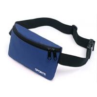 运动腰包户外跑步手机包男女弹力防盗迷你耳机孔小腰包收钱包包