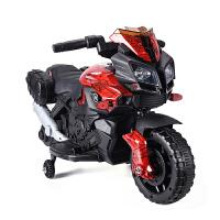 儿童电动车摩托车三轮车可坐人宝宝四轮大号玩具童车小孩子男女