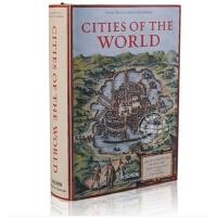[现货]英文原版 Braun Hogenberg Cities of the World 布劳恩 17世纪世界城市 古城市手绘图集 Taschen 塔森 古代城市制图瑰宝