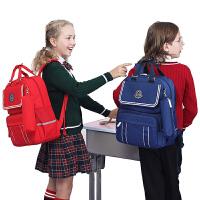新款书包男孩8-12周岁男童减负护脊男小学生女2-5年级儿童双肩包