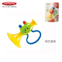 婴儿手摇铃玩具牙胶036-12个月宝宝幼儿新生男女孩