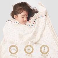 贝谷贝谷婴儿被子棉新生儿盖被宝宝夏凉被春夏薄棉儿童空调被