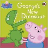 [现货]Peppa Pig: George's New Dinosaur 中文译名:小猪佩奇 粉红猪小妹 小猪佩佩