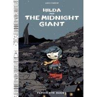 【预订】Hilda and the Midnight Giant9781909263178