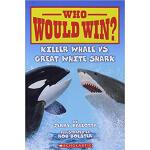 【预订】Killer Whale vs. Great White Shark 9780545160759