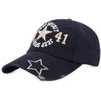 JEEP吉普帽子男户外运动棒球帽时尚潮流四季帽休闲纯棉帽子情侣 太阳帽鸭舌帽