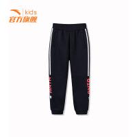 【3折价65.7】安踏童装女童针织长裤儿童运动裤休闲裤子36848776