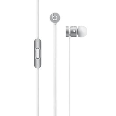 【当当自营】Beats urBeats 入耳式耳机 - 银色 手机耳机 三键线控 带麦MK9Y2PA/B可使用礼品卡支付 国行正品 全国联保