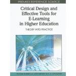 【预订】Critical Design and Effective Tools for E-Learning in H