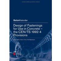 【预订】Design of Fastenings for Use in Concrete: The CEN/TS 199