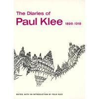 【预订】The Diaries of Paul Klee, 1898-1918