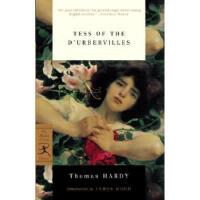 【二手书8成新】Tess of the d'Urbervilles: A Pure Woman 英文原版 Thomas