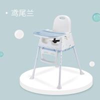 宝宝餐椅婴儿吃饭椅子便携式多功能学坐可折叠儿童餐桌椅座椅YW116
