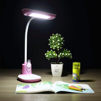 LED儿童学习护眼台灯学生学习书桌灯卧室床头阅读灯