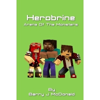 【预订】Herobrine Arena Of The Monsters