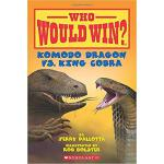 【预订】Komodo Dragon vs. King Cobra 9780545301718