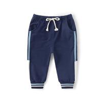 儿童运动裤1一3岁宝宝春秋休闲裤长裤